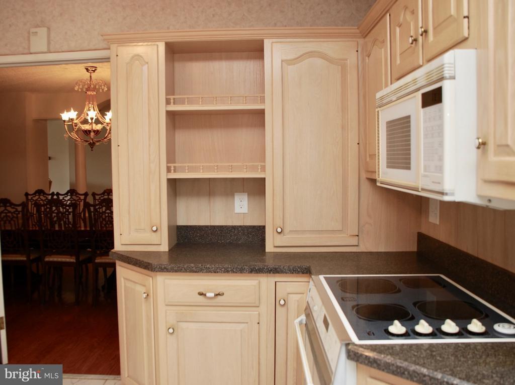 Lots of cabinet space - 1800 OLD MEADOW RD #606, MCLEAN