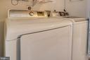 Upstairs Laundry - 8875 BENCHMARK LN, BRISTOW