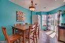 Eat in Kitchen - 8875 BENCHMARK LN, BRISTOW