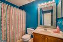 Second Bathroom - 8875 BENCHMARK LN, BRISTOW