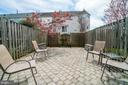 Paver Patio - 8875 BENCHMARK LN, BRISTOW