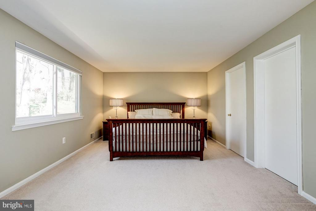 MBR suite with en-suite MBA & walk in closet - 8515 ORDINARY WAY, ANNANDALE