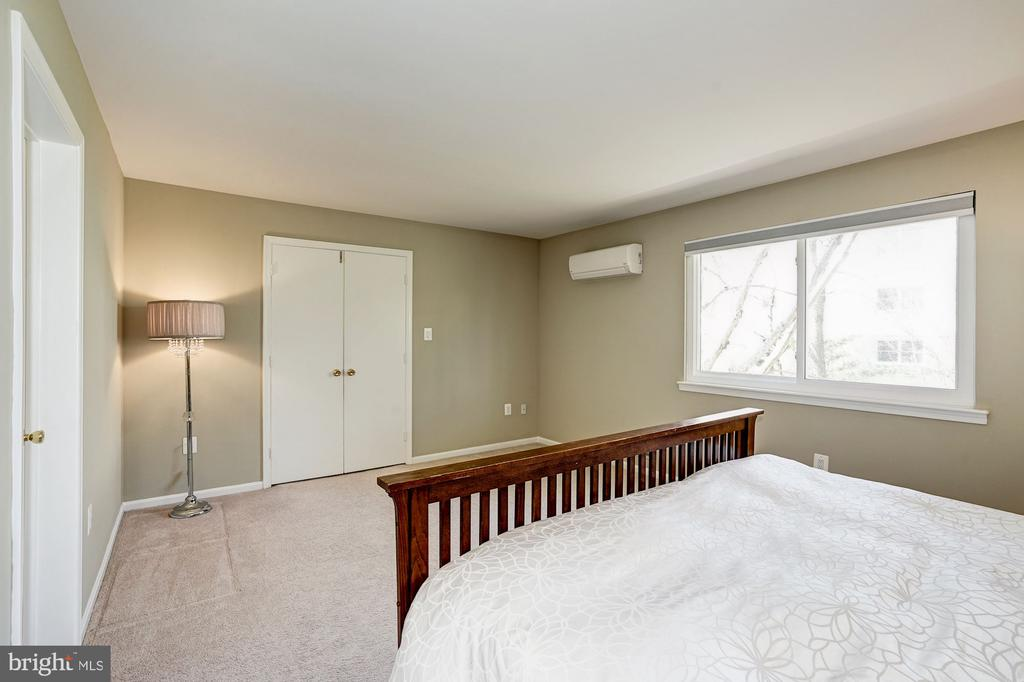 MBR has a separate AC unit - 8515 ORDINARY WAY, ANNANDALE