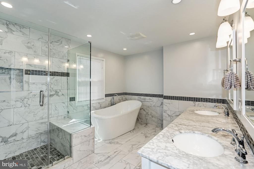 Brand new gorgeous MBA  en-suite w/ natural light - 8515 ORDINARY WAY, ANNANDALE