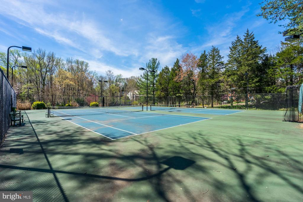 Community Tennis Courts - 8515 ORDINARY WAY, ANNANDALE