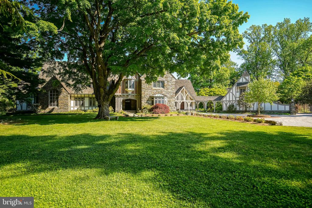 Gorgeous trees and mature landscape - 869 CHILDS POINT RD, ANNAPOLIS