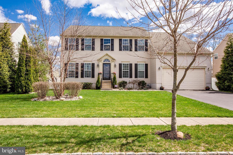 Maison unifamiliale pour l Vente à 624 ARCHIBALD Lane Florence, New Jersey 08518 États-Unis