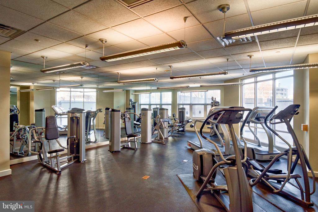 Fitness Center - 11760 SUNRISE VALLEY DR #813, RESTON