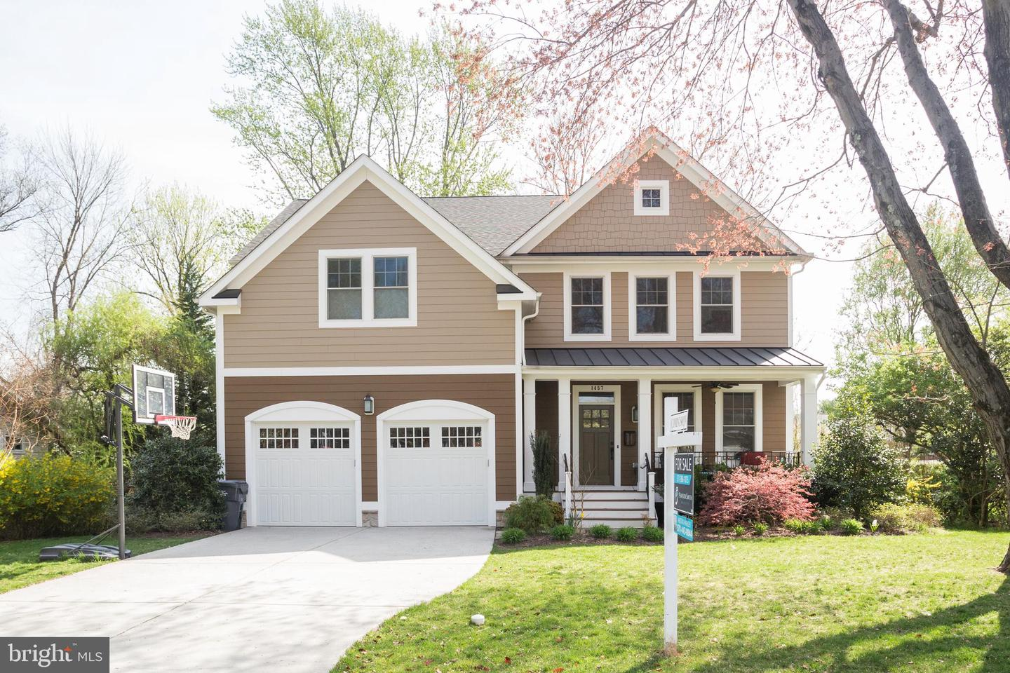 Single Family for Sale at 1457 Wasp Ln 1457 Wasp Ln Mclean, Virginia 22101 United States