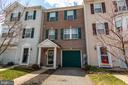 Brick front garage townhome with driveway - 111 SENTRY RDG, SMITHSBURG
