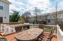 Plenty of room for large table and grill - 111 SENTRY RDG, SMITHSBURG