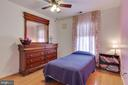 Bedroom #2 has ample space for your little ones - 111 SENTRY RDG, SMITHSBURG