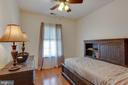 Bedroom #3 has plenty of space for what you need - 111 SENTRY RDG, SMITHSBURG