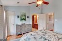Plenty of room in this Master Bedroom - 111 SENTRY RDG, SMITHSBURG