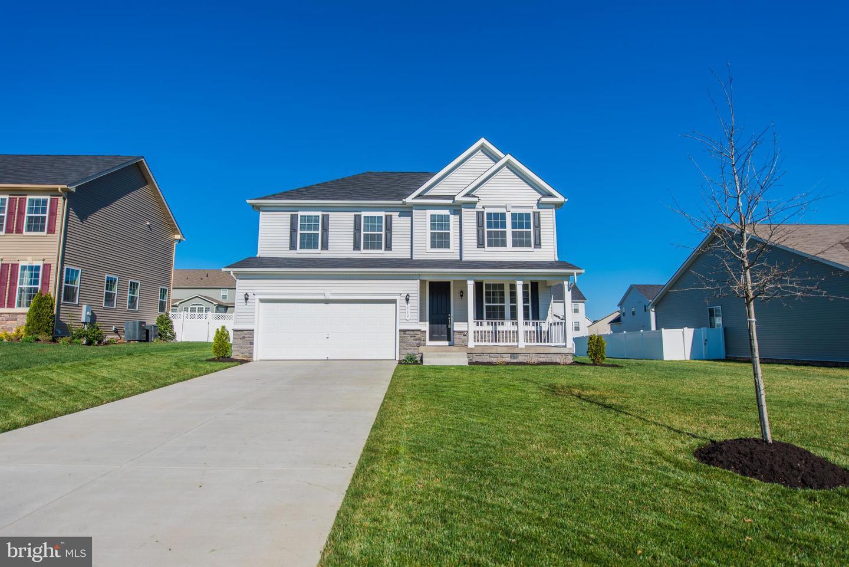 Single Family for Sale at 110 Radford Ct 110 Radford Ct Stephens City, Virginia 22655 United States