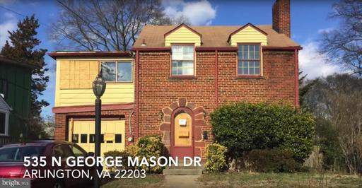535 N GEORGE MASON DR