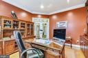 CUSTOM CHERRY FINISHED CABINETS AND SHELVES - 2017 WOODFORD RD, VIENNA