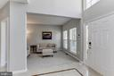 Living room - 42848 CROWFOOT CT, ASHBURN