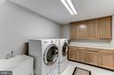 Laundry room - 42848 CROWFOOT CT, ASHBURN