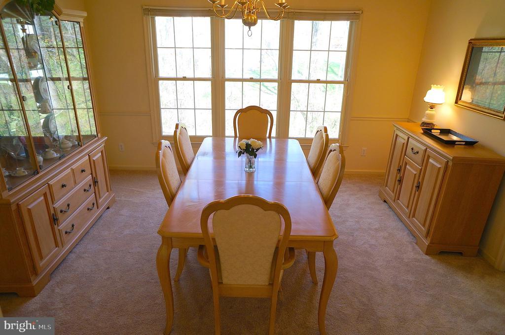 Dining Room (14'x12') - 11 WESTBROOK LN, STAFFORD