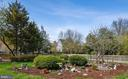 PICTURE PERFECT FLOWER GARDEN AWAITS FULL BLOOM - 2017 WOODFORD RD, VIENNA