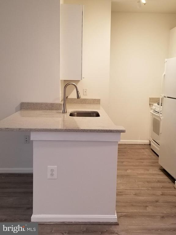 Huge island with room for seating - 2791 CENTERBORO DR #185, VIENNA