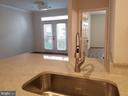 New granite counters, sink, fixtures, paint - 2791 CENTERBORO DR #185, VIENNA