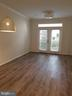 Living/Dining opens to quiet landscaped courtyard - 2791 CENTERBORO DR #185, VIENNA