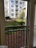 Door opens to the courtyard - 2791 CENTERBORO DR #185, VIENNA