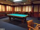 Billiard/game room - 2791 CENTERBORO DR #185, VIENNA