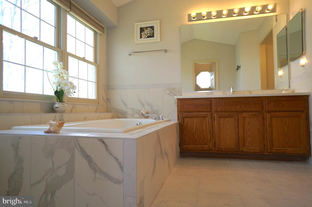 *Updated* Owner's Bathroom (15'x14') - 11 WESTBROOK LN, STAFFORD