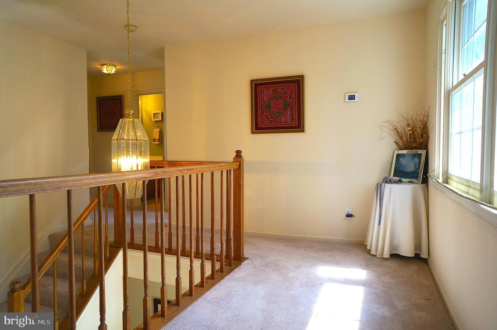 Upper Leverl Hallway - 11 WESTBROOK LN, STAFFORD