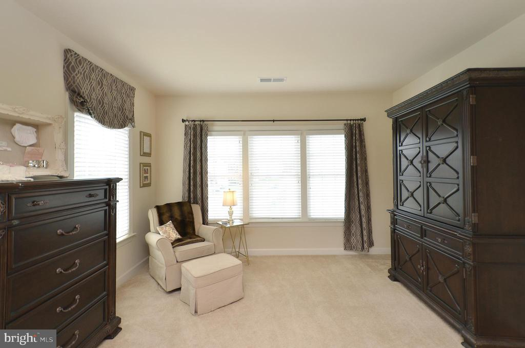 Master Bedroom Sitting Room - 25035 AVONLEA DR, CHANTILLY