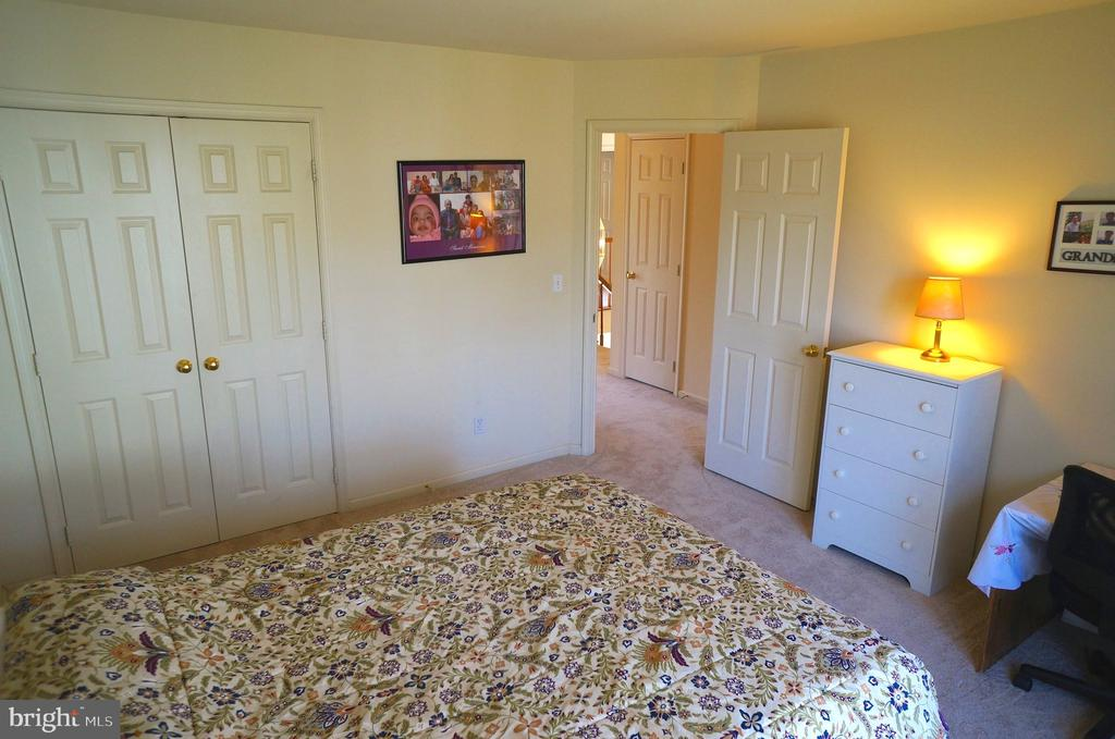 Bedroom #4 has 45
