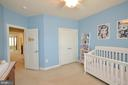 3red Bedroom - 25035 AVONLEA DR, CHANTILLY