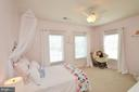 Large 2nd Bedroom - 25035 AVONLEA DR, CHANTILLY