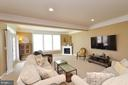 Spacious Family Room, Great for Entertaining - 25035 AVONLEA DR, CHANTILLY