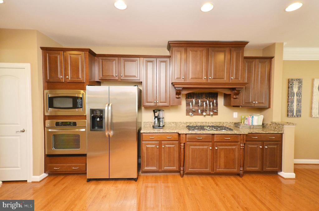 Stainless Steel Appliances - 25035 AVONLEA DR, CHANTILLY