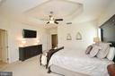 Master Bedroom - 25035 AVONLEA DR, CHANTILLY