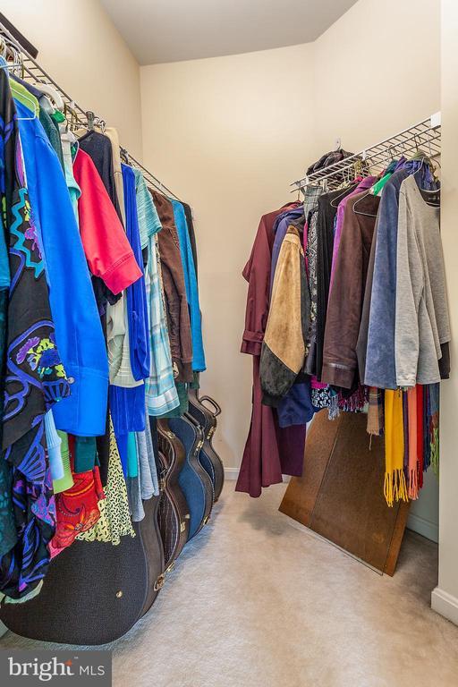 Walk-in Closet in Bedroom 3! - 20377 WATER VALLEY CT, STERLING