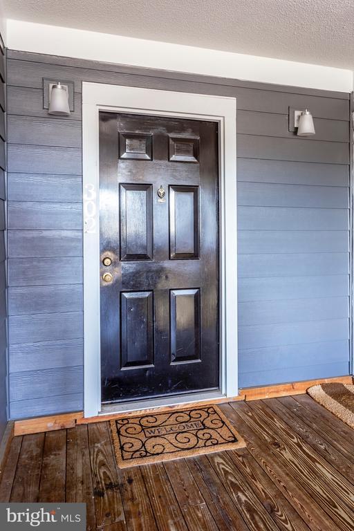 Front door to your new home - 20281 BEECHWOOD TER #302, ASHBURN