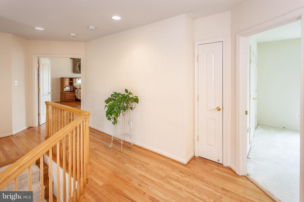 Spacious halls! - 20377 WATER VALLEY CT, STERLING
