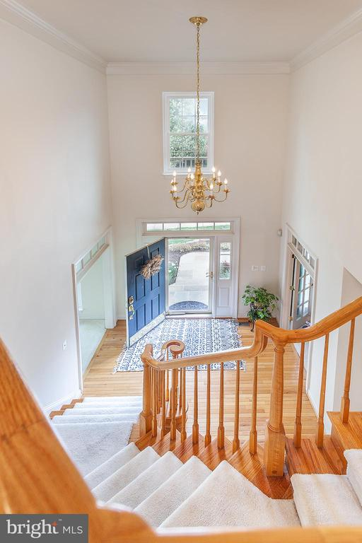 Gorgeous 2 Story Foyer! - 20377 WATER VALLEY CT, STERLING