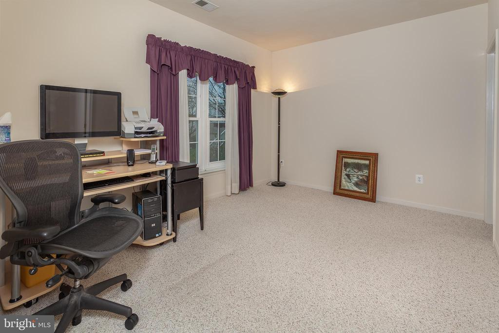 Bedroom 4 in basement! - 20377 WATER VALLEY CT, STERLING