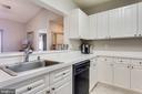 Kitchen - 20281 BEECHWOOD TER #302, ASHBURN