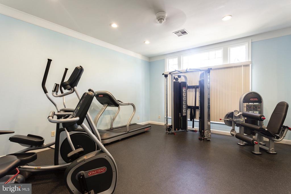 Club house Exercise Room - 20281 BEECHWOOD TER #302, ASHBURN