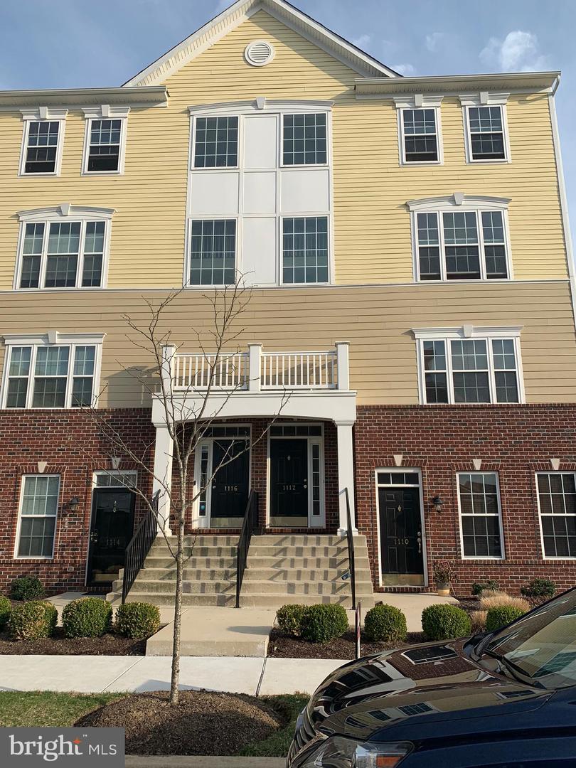 Enfamiljshus för Försäljning vid 1112 WORTH Lane Claymont, Delaware 19703 Förenta staterna