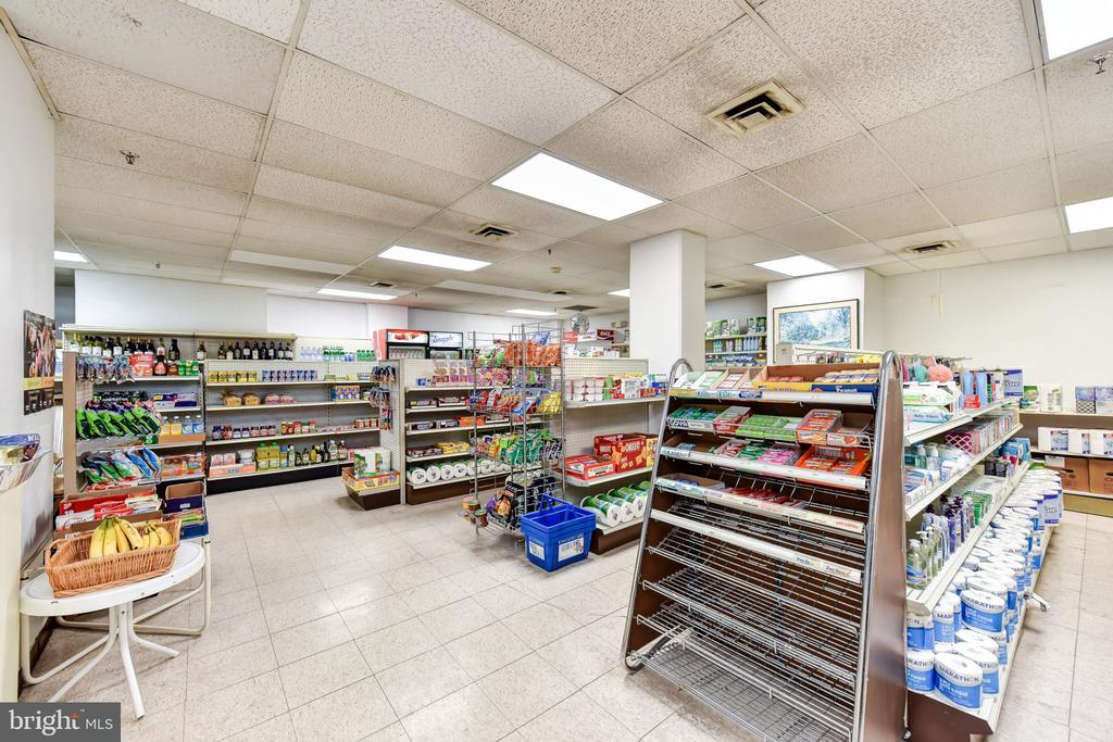 Thank goodness for the convenience store! - 1800 OLD MEADOW RD #606, MCLEAN