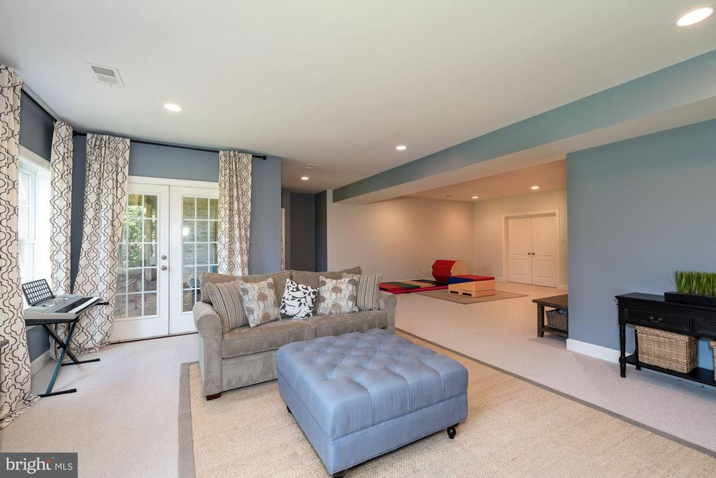 Room to relax and play - 23013 OLYMPIA DR, ASHBURN