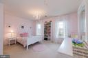 Princess suite w/ private bath - 23013 OLYMPIA DR, ASHBURN